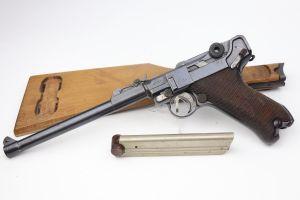 1917 DWM Artillery Luger