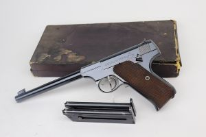 Rare, ANIB Colt Woodsman Target - 1942 Mfg