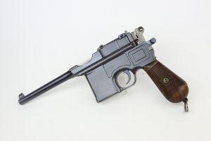 Rare, Excellent Mauser C96 - Austrian Army
