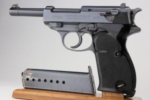 Rare Walther Mod HP - 2nd Swedish Contract
