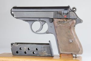 E/C Nazi Police Walther PPK