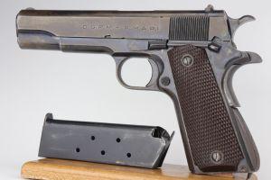 Argentine Colt Model 1927