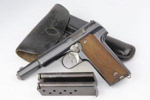 Nazi Astra 600 Rig