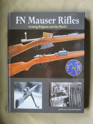 sold - FN Mauser Rifle Book