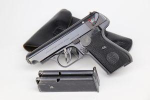 Police E/C Sauer 38h Rig - Matching Magazine