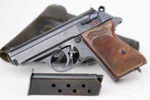 Police Eagle/C Walther PPK Rig