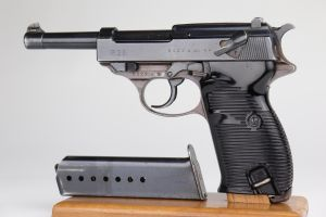 Excellent Walther P.38 - AC 44