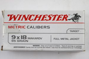 SOLD - 9x18mm Mackarov Ammo