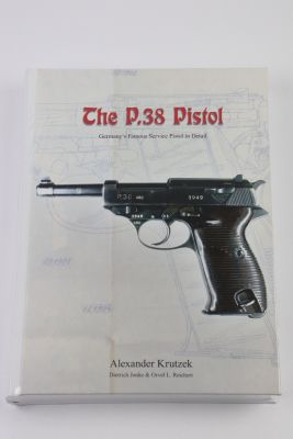 The P.38 Pistol Book