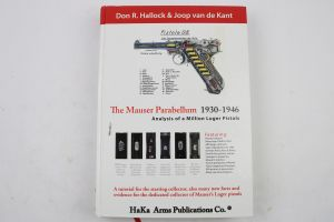 The Mauser Parabellum - Numbered & Signed !