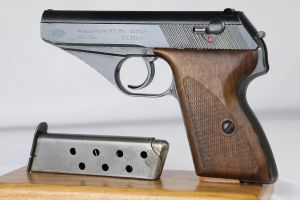 SOLD - Army Mauser HSc