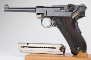1906 DWM American Eagle Luger