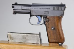 Minty Mauser Model 1910