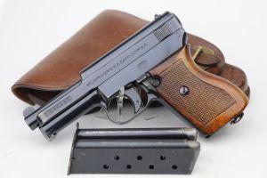 Excellent Nazi Mauser Model 1934 Rig