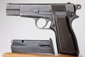 Nazi FN Browning High Power