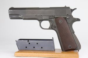 Terrific Colt 1911A1 - 1943 Mfg