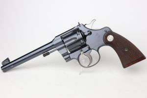 Excellent Colt Officers Model Target Revolver - 1941 Mfg