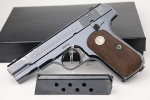 Colt Model 1908 Pocket Hammerless - Factory Letter