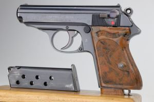 Waffen Walther PPK - First Variation