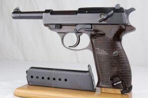 Scarce Walther Mod P.38