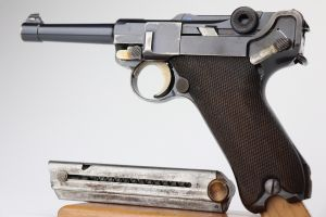 Rare American Eagle Luger - A.F. Stoeger
