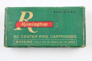 SOLD - 6.35mm Vintage Remington Ammo