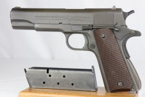 SOLD - US Army Colt M1911A1 - 1942