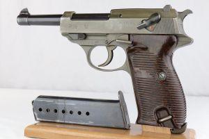 SOLD - Beautiful Mauser P.38 - Dual-Tone