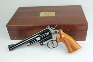 ANIB S&W Model 25-3 125th Anniversary Revolver