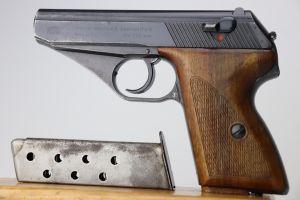 Nazi Mauser HSC