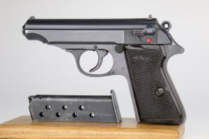 Scarce Police E/F Walther PP