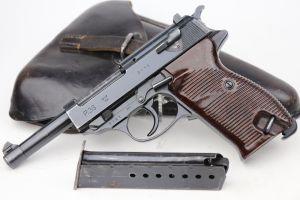 Excellent Police Eagle/L Mauser P.38 Rig