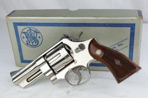 ANIB Smith & Wesson Model 27 - Early Nickel
