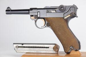Commercial 1920 DWM Luger