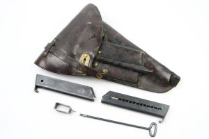 SOLD - Lahti Husqvarna Model 40 Accessories