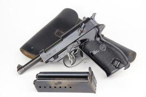 Excellent Nazi Mauser P.38 Rig