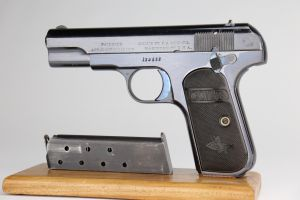 Minty, Early Colt 1903 Pocket Hammerless