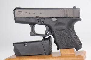 Glock 27 Semi Auto Pistol - .40 S&W