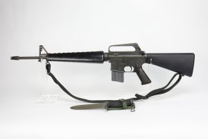 Colt SP1 Rifle With Bayonet - Early Serial