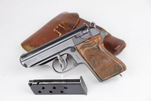 Walther PPK Rig - DRP Marked