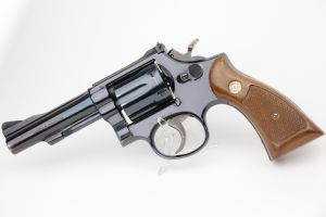 Excellent Smith & Wesson 15-3 Revolver - MPDC Marked