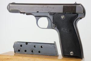 Nazi French MAB Model D