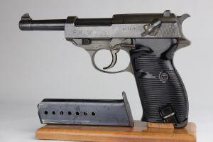 Rare Nazi Mauser P.38 - SVW45