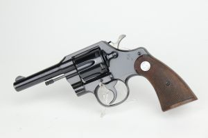 Colt Official Police Revolver - 1956 Mfg