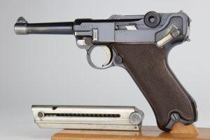 1936 Krieghoff Luger P.08 Rig