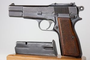 Early FN Browning High Power