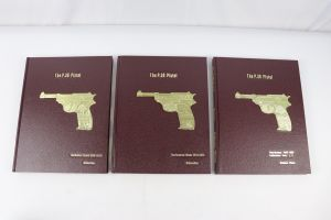 The P.38 Pistol by Buxton: Complete 3 Vol. Set