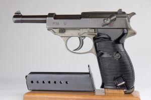 Dual-Tone Nazi Mauser P.38 - byf 44