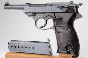 Excellent Walther P.38 - AC 40