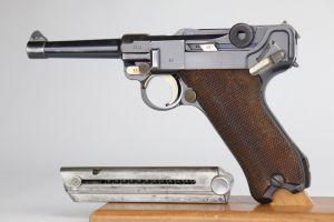 Scarce Mauser K Date Luger P.08